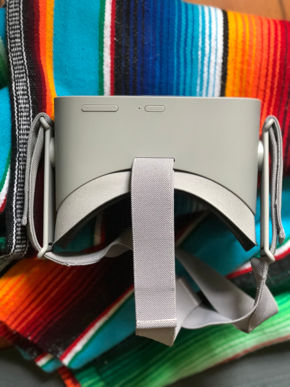 Design Iteration for Oculus Go | The Latent Element